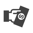 Contingent Labor costs icon